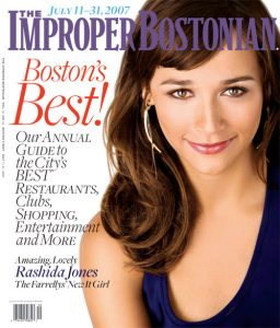 Improper Bostonian Cover Image
