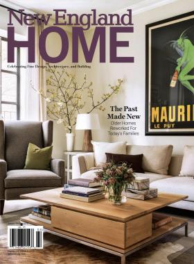New England Home Cover Image