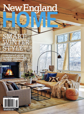New England Home Cover Image