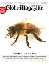 Globe Magazine Cover Image