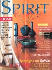 Spirit Boston Cover Image